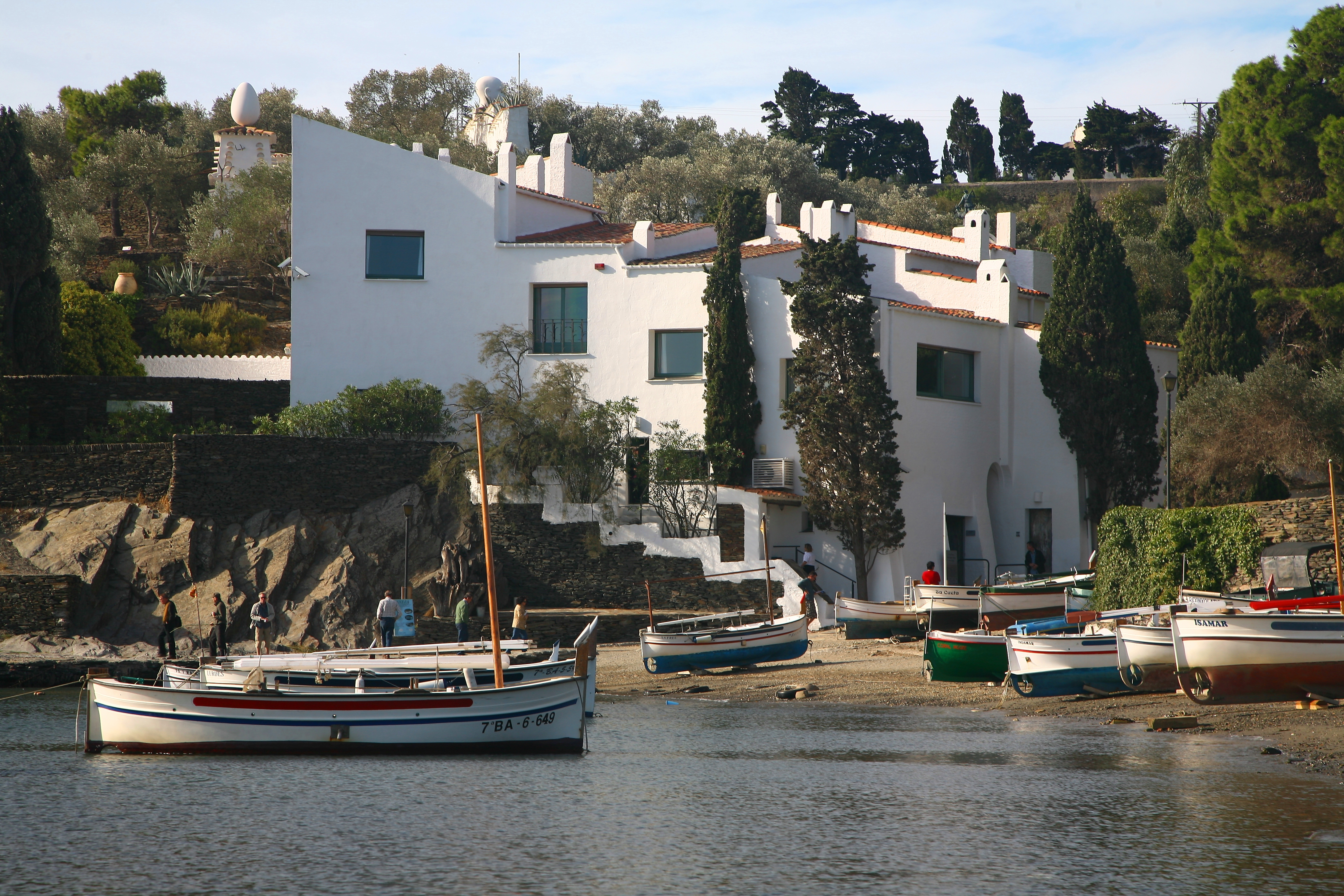 Cadaques Tourism Gastronomy Accommodation Hotels Restaurants